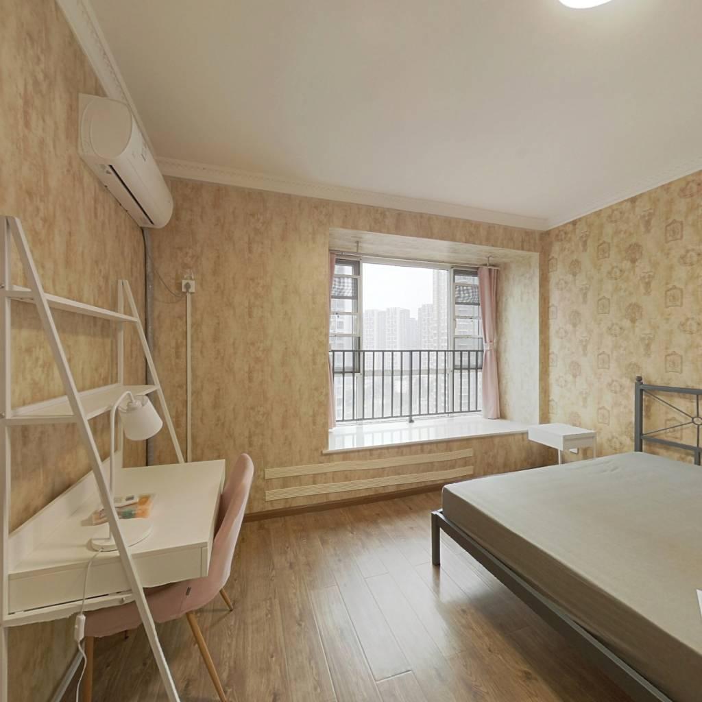 合租·望江锦园 4室1厅 东卧室图