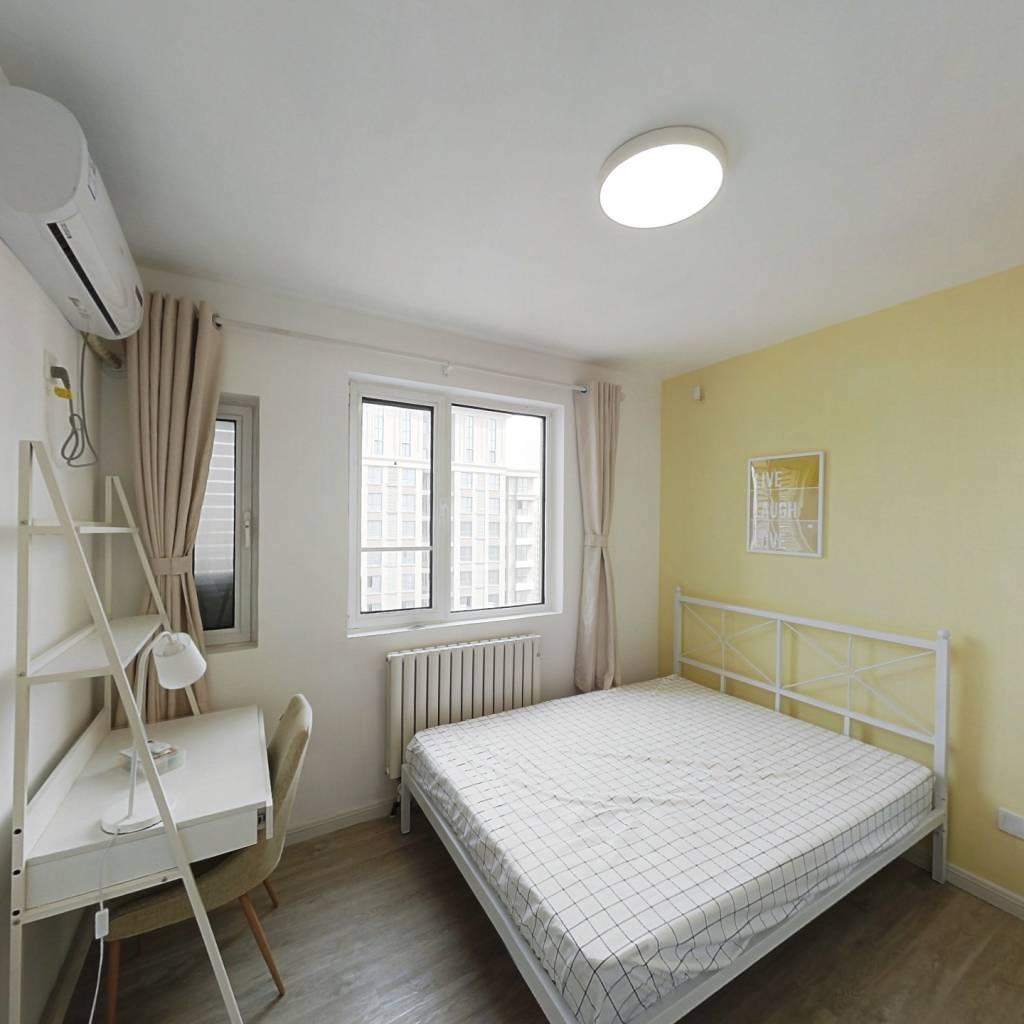 合租·海雅园南区 4室1厅 北卧室图