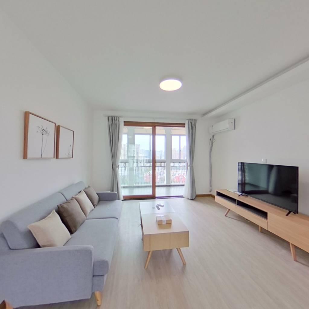 整租·珠江香樟南园 2室1厅 南卧室图