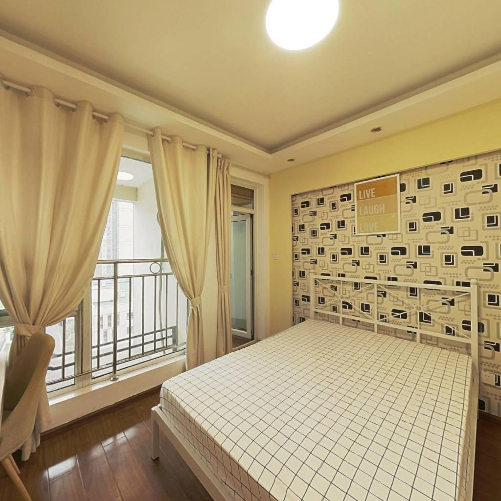 合租·金科一城 3室1厅 东卧室图