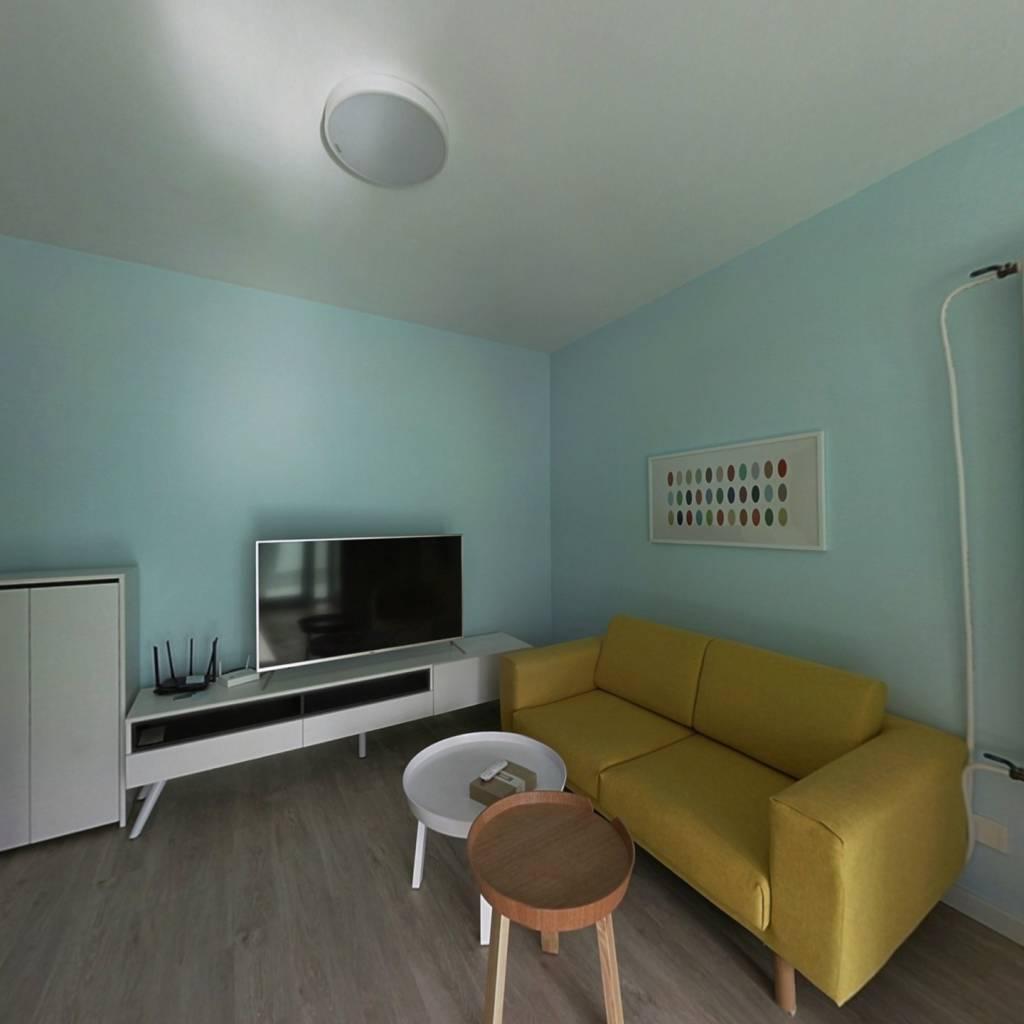 整租·金谷园(南开区) 1室1厅 南卧室图