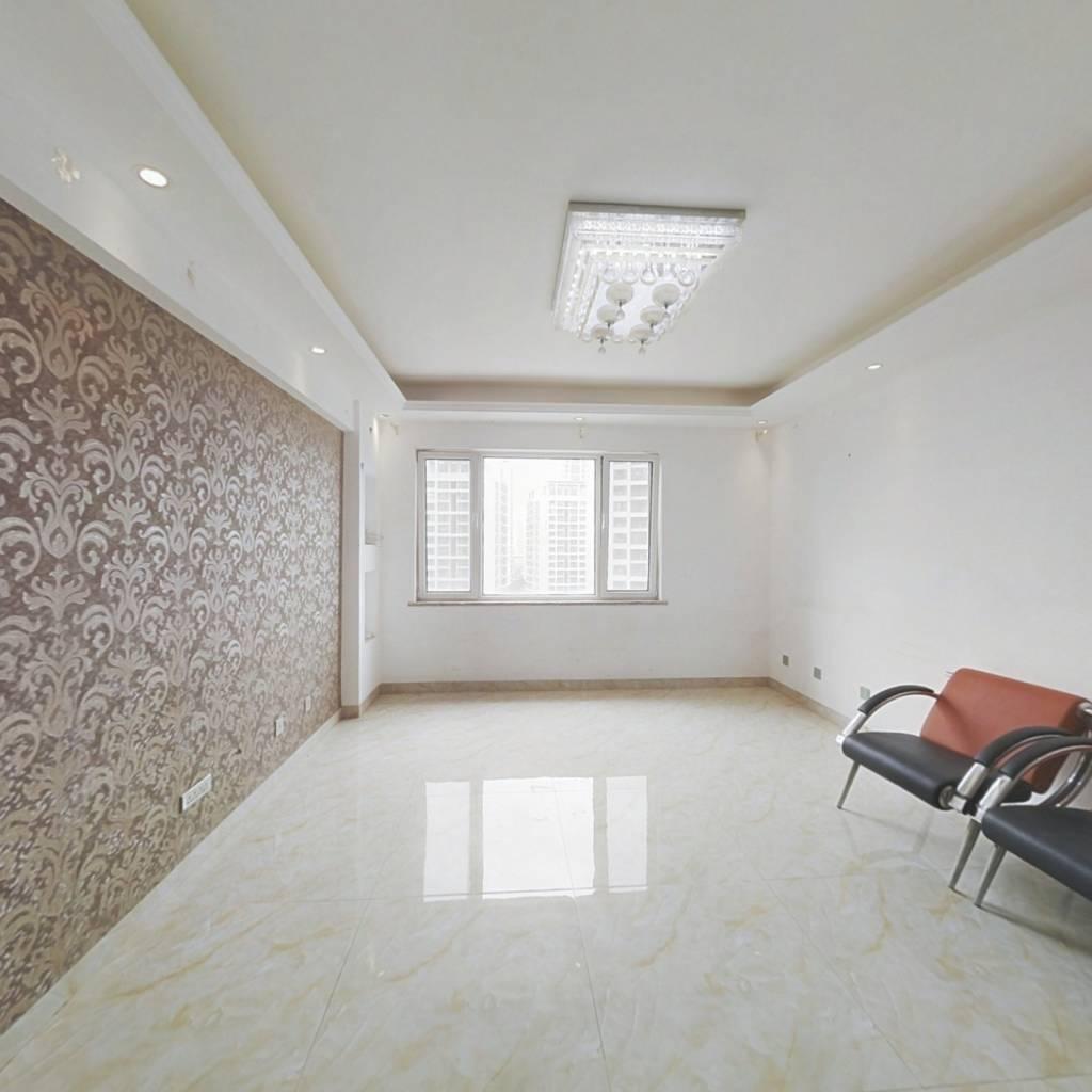 经开区建工新城标准大三房双卫南向中装修优质房源