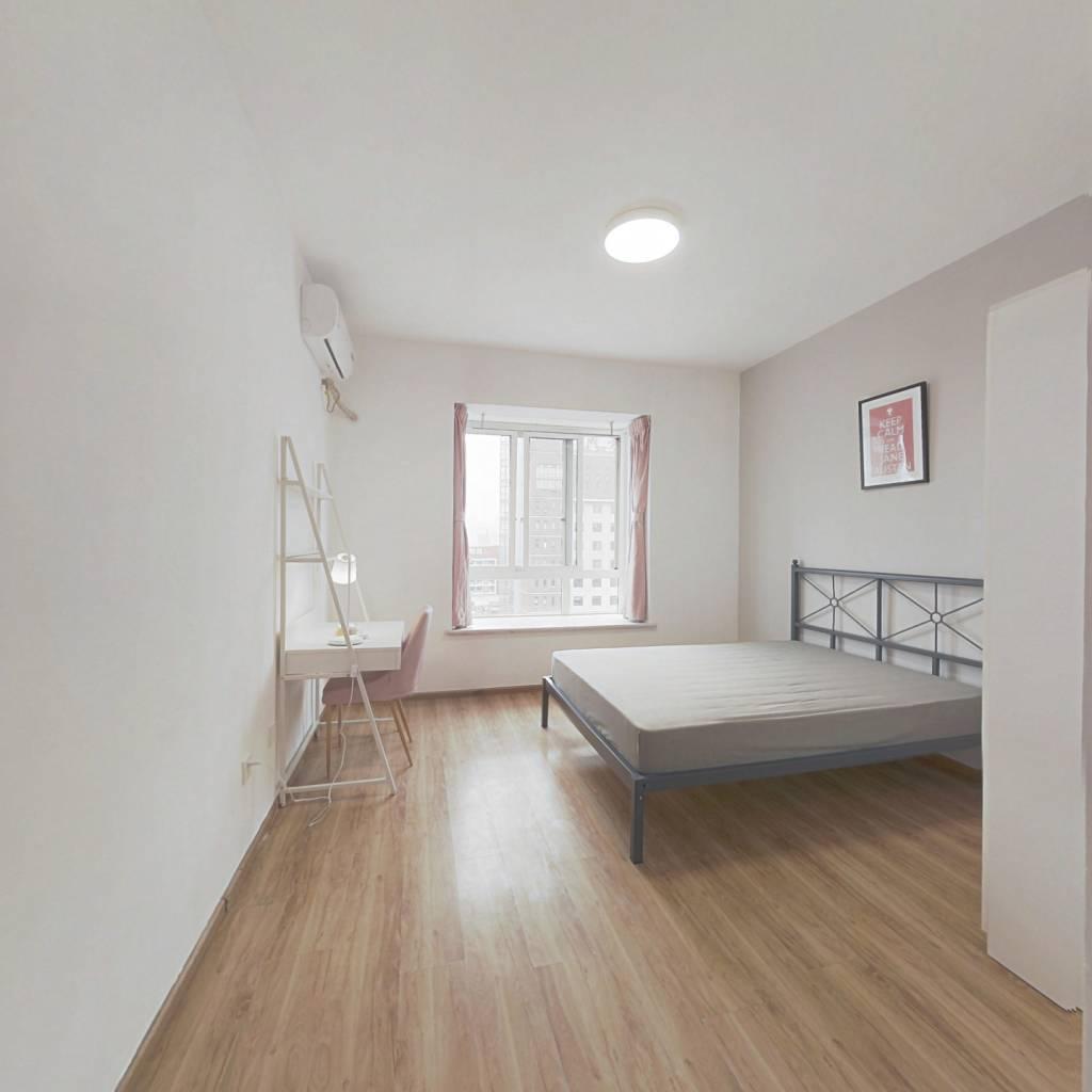 合租·天府名居 3室1厅 南卧室图