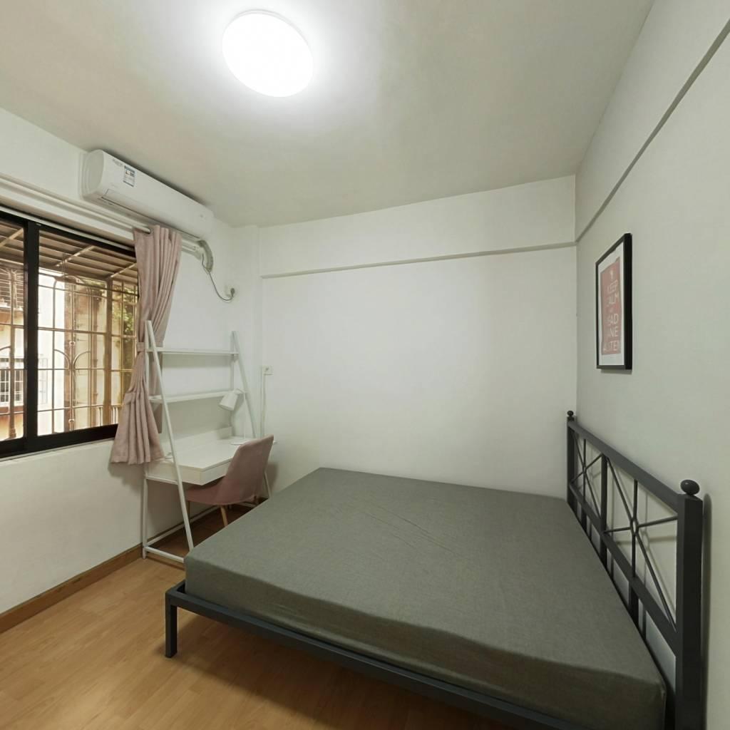 合租·淘金路 2室1厅 东卧室图