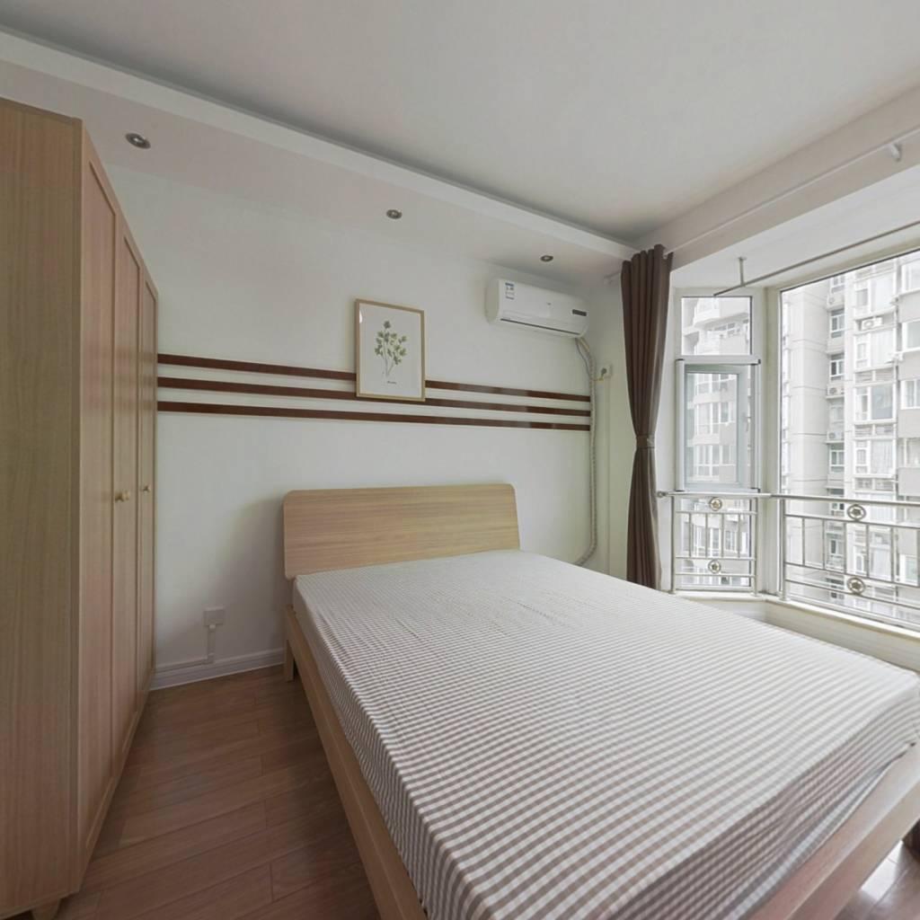 合租·上锦雅筑 4室1厅 北卧室图