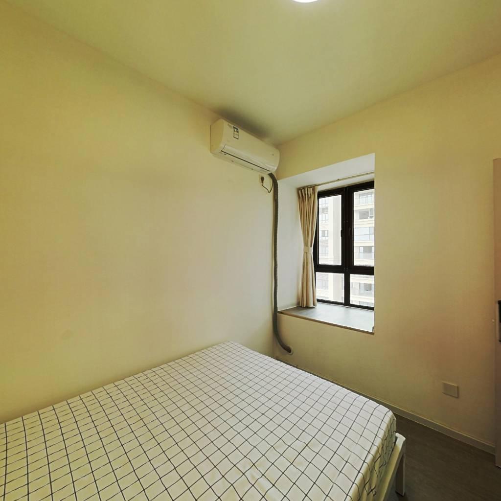 合租·中房优山PLUS 4室2厅 南卧室图