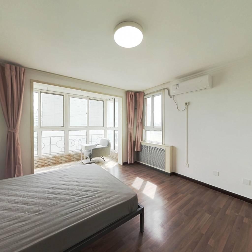 合租·旭日嘉园 3室1厅 东卧室图
