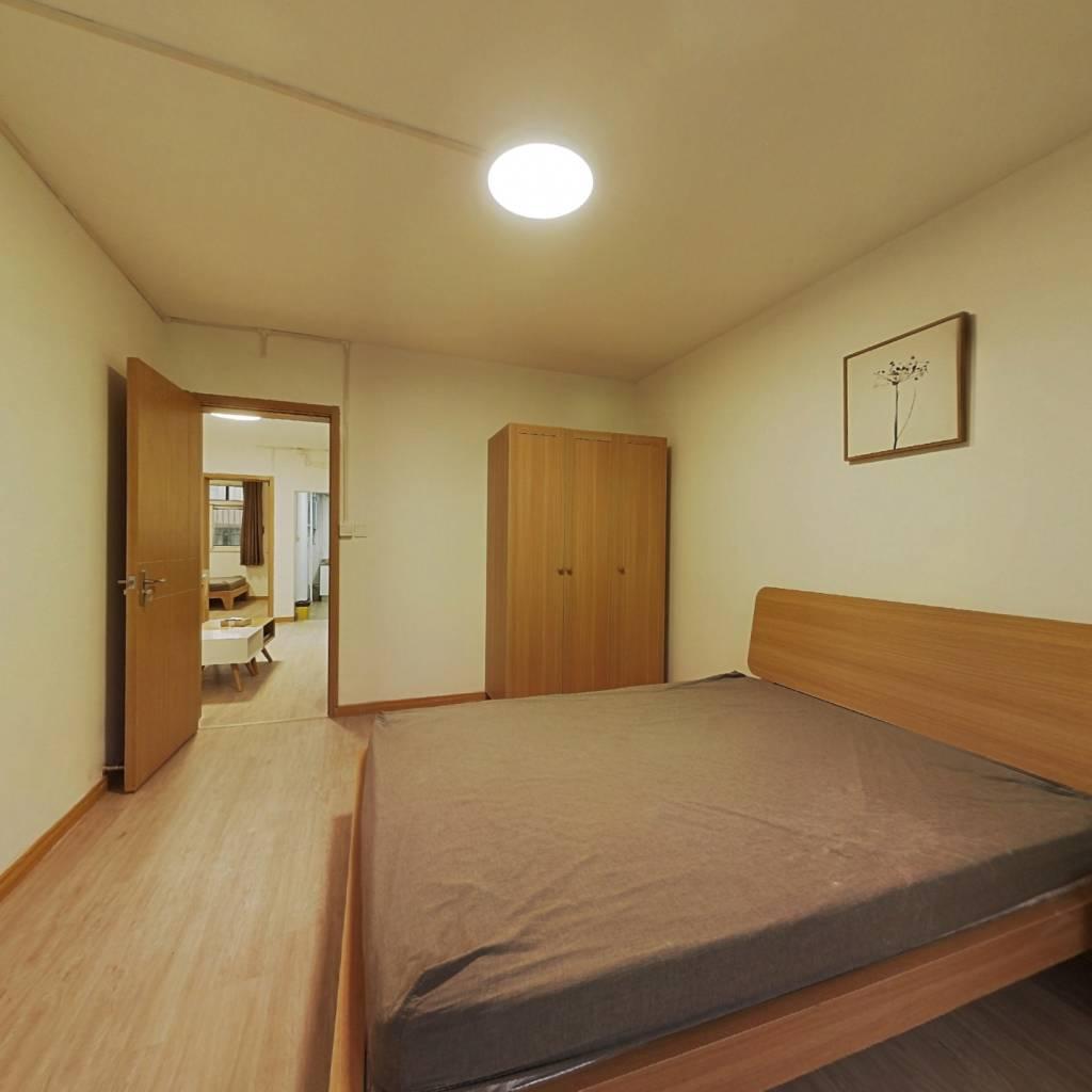 整租·大华二村 2室1厅 南卧室图