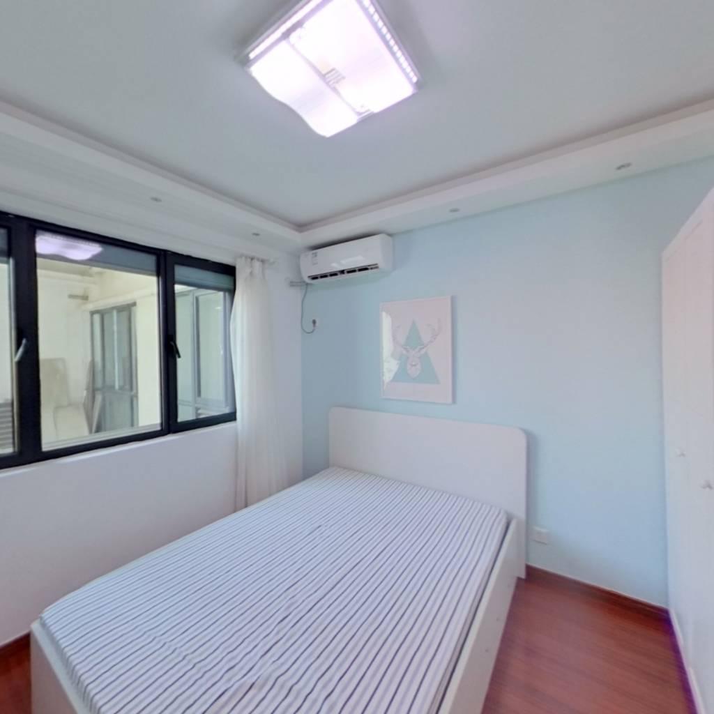 整租·21世纪国际公寓 2室1厅 南卧室图