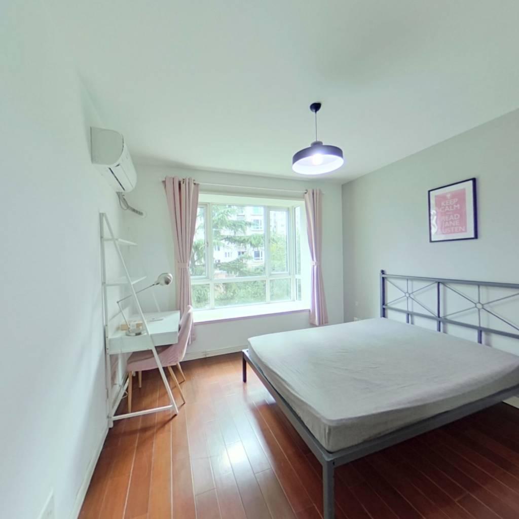 整租·新梅共和城 2室1厅 南卧室图
