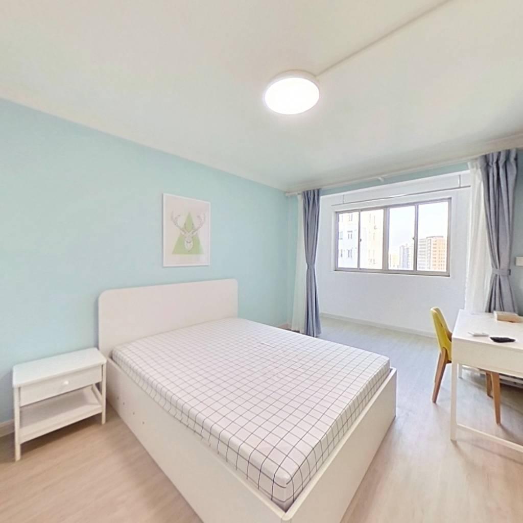 整租·橡胶小区 2室1厅 南卧室图