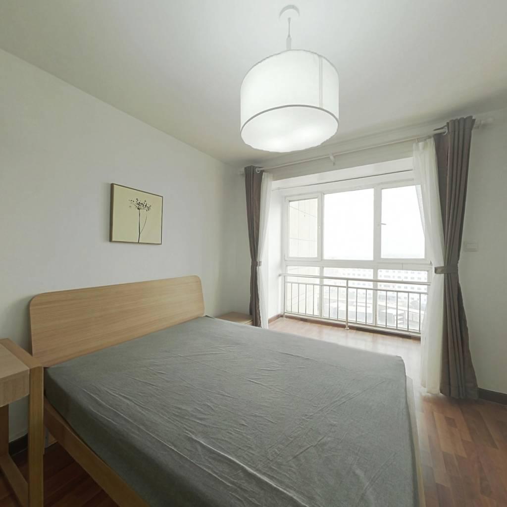整租·北方明珠 1室1厅 东卧室图