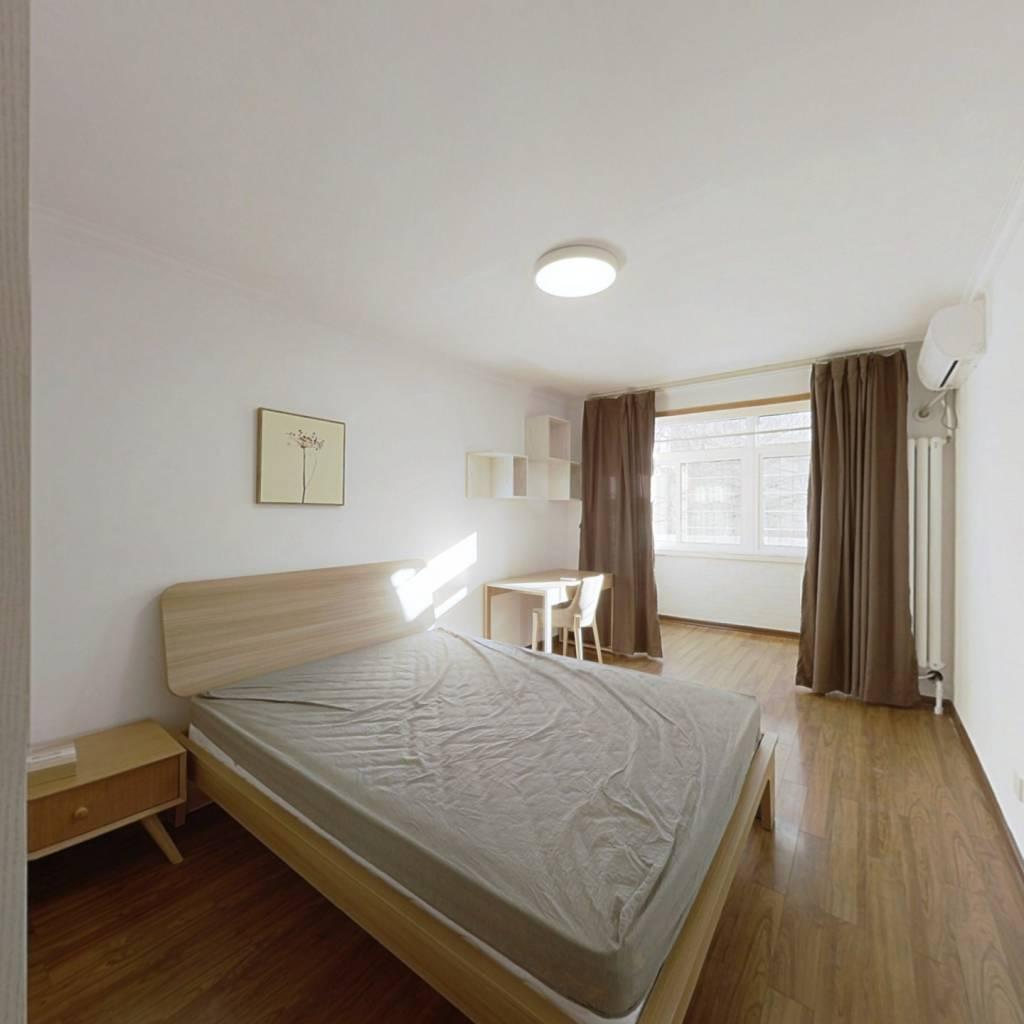 整租·太平桥西里 2室1厅 南北卧室图