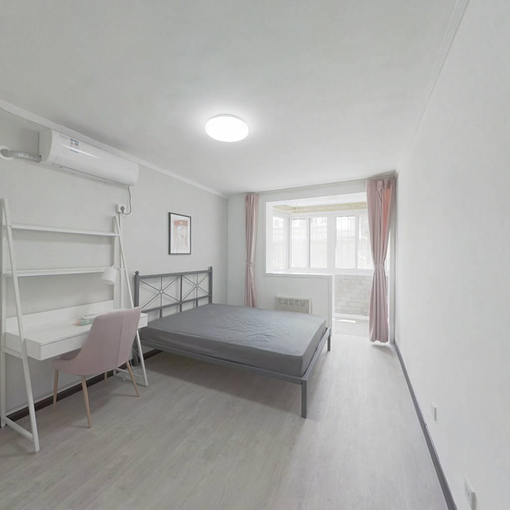 合租·西罗园南里 3室1厅 东卧室图