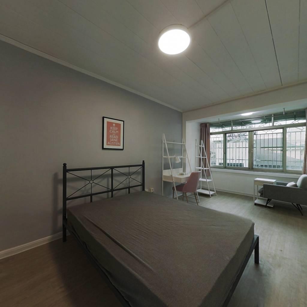 合租·浣纱路 3室3厅 南卧室图