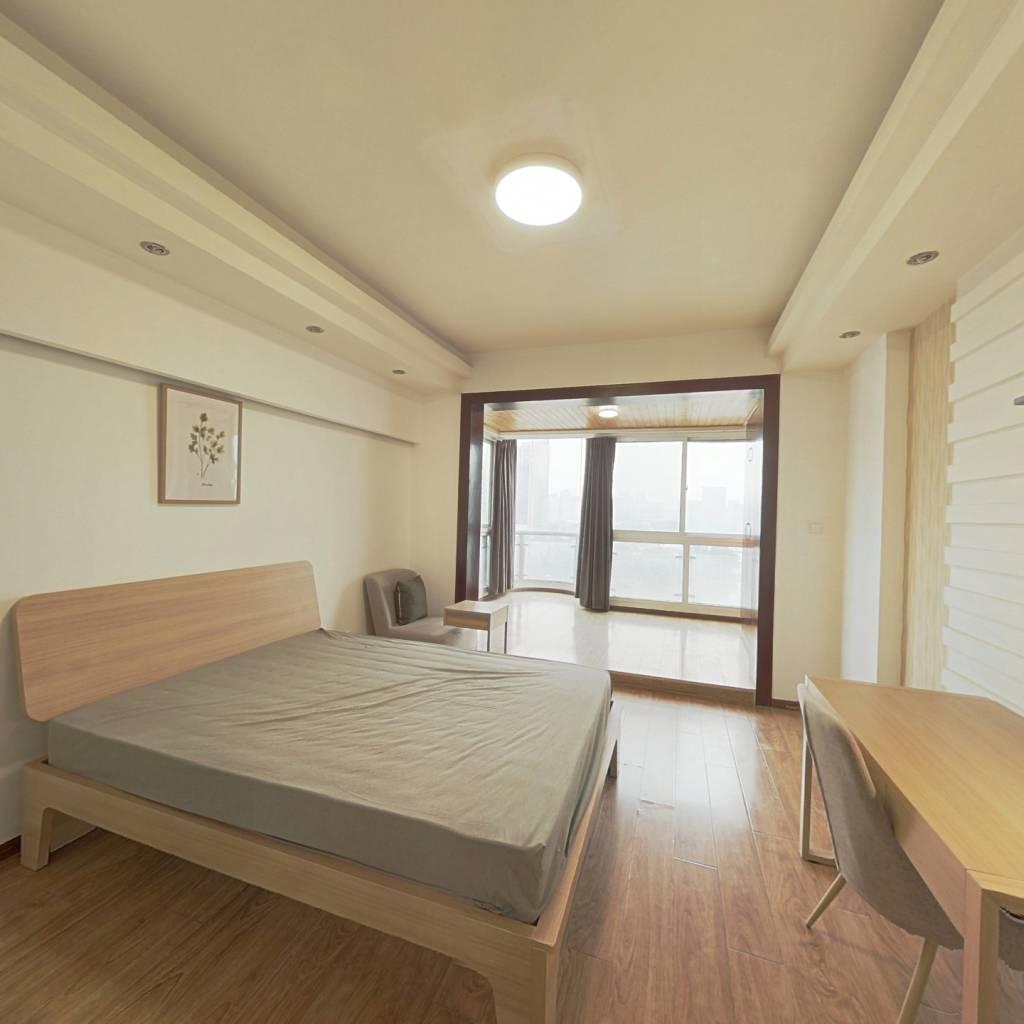 合租·成达佳园 3室1厅 南卧室图