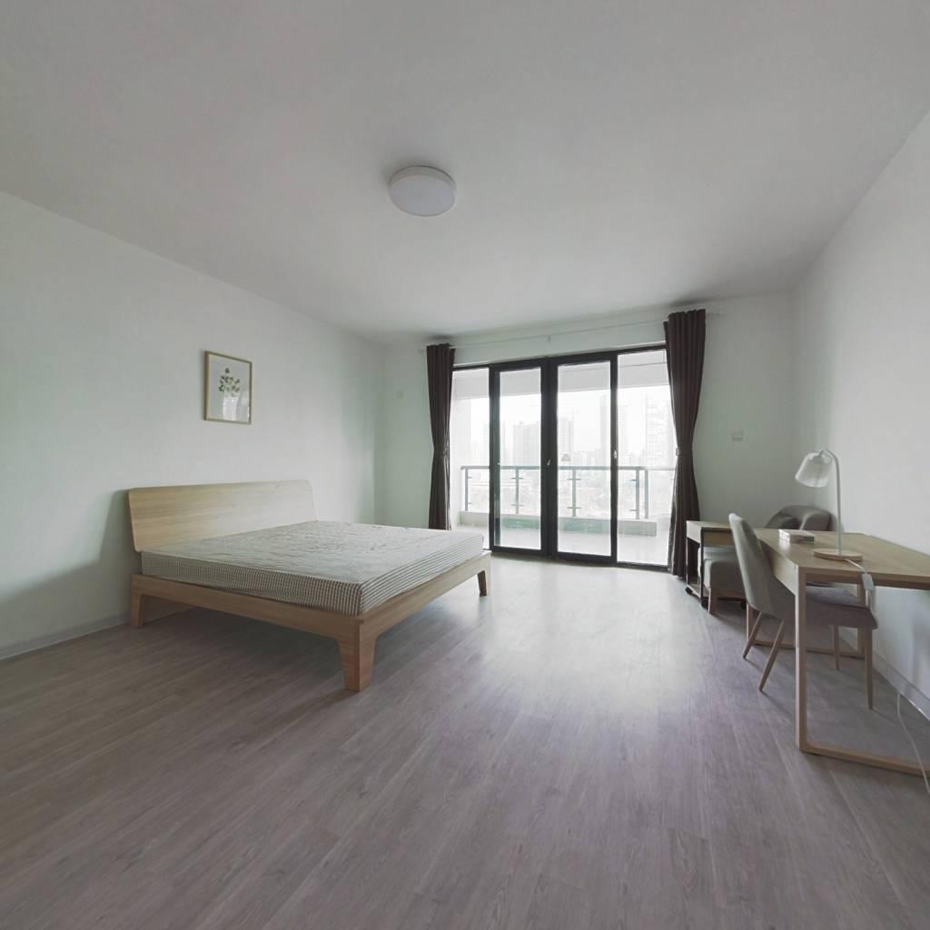 合租·成达佳园 5室1厅 东南卧室图