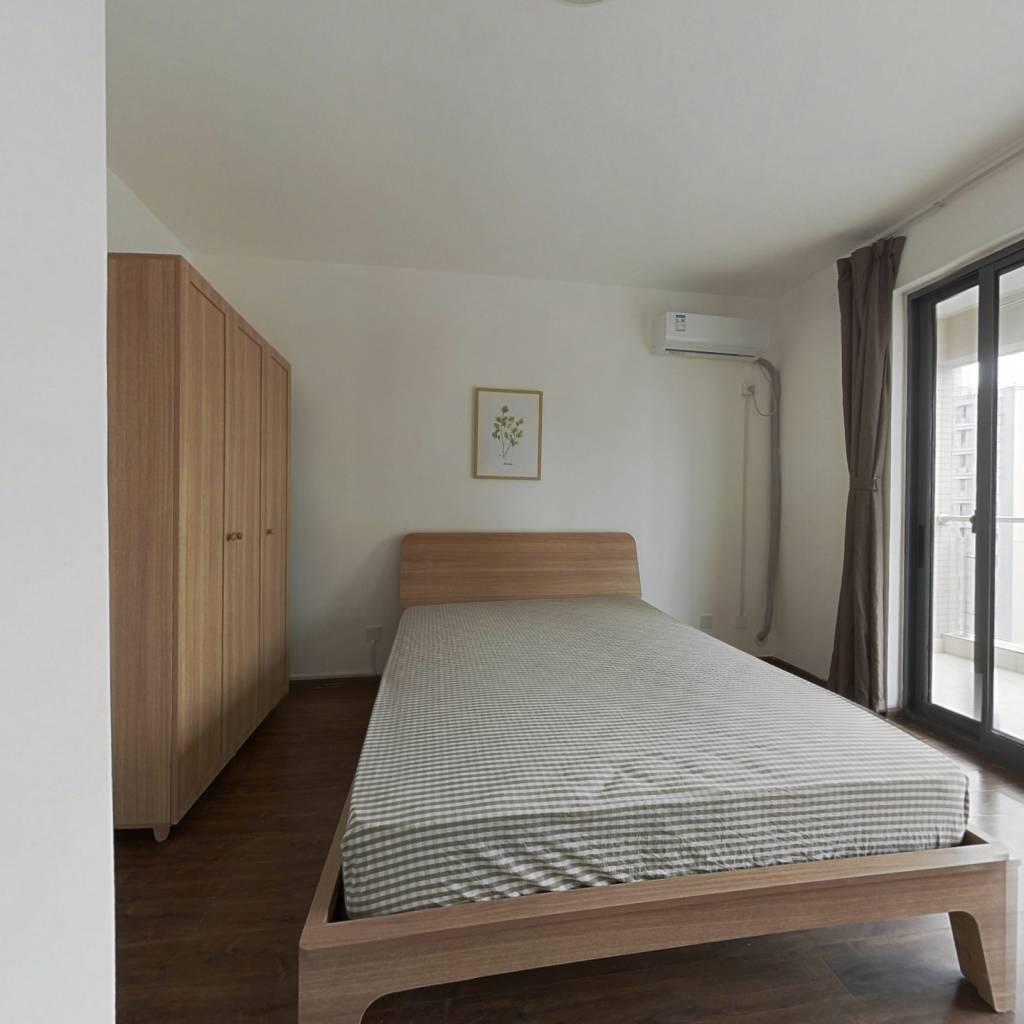 合租·耀江文鼎苑 3室1厅 南卧室图