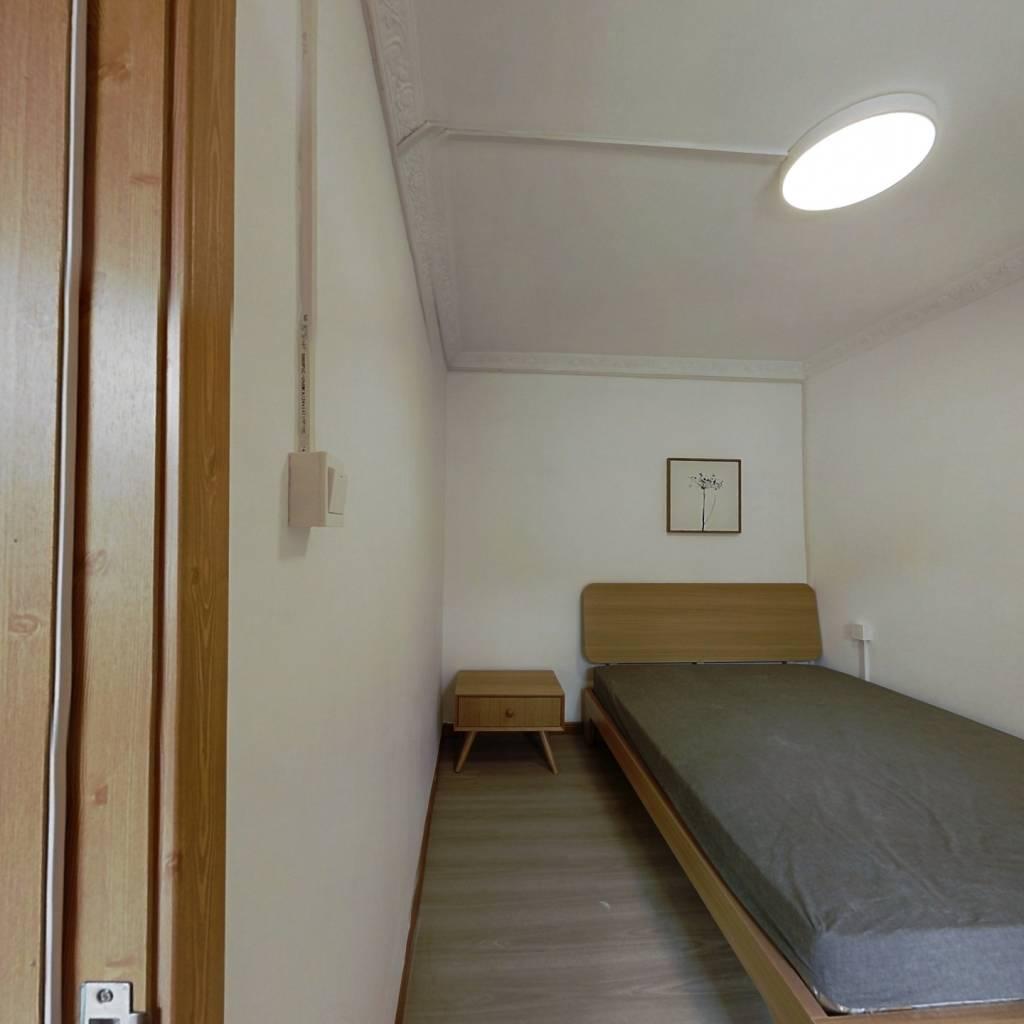 整租·林绿家园 2室1厅 南卧室图