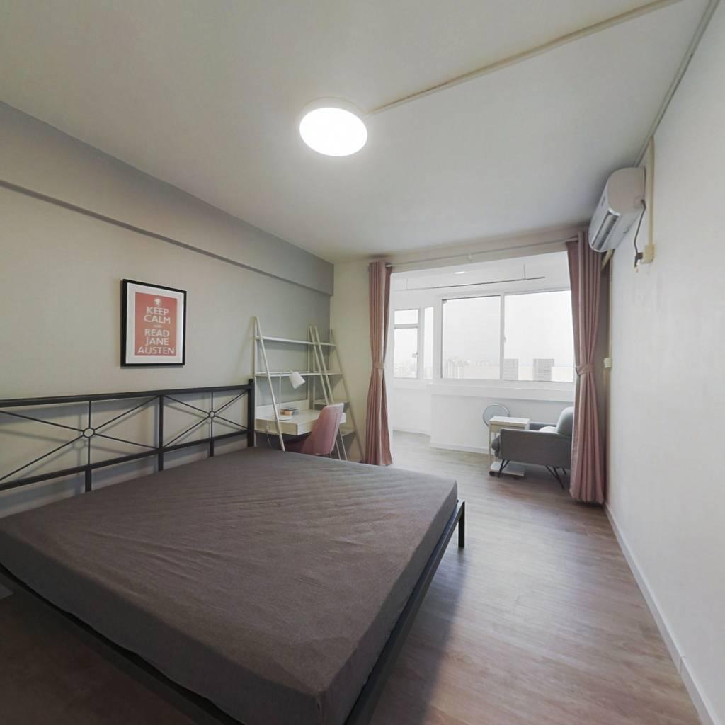 合租·砂珠巷小区 3室1厅 东卧室图