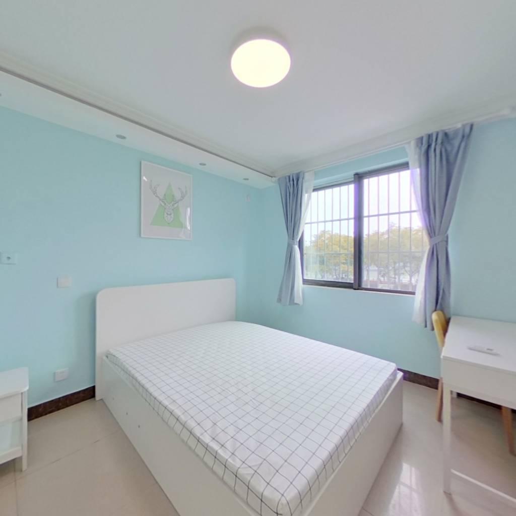 整租·新高苑(四期) 1室1厅 南卧室图