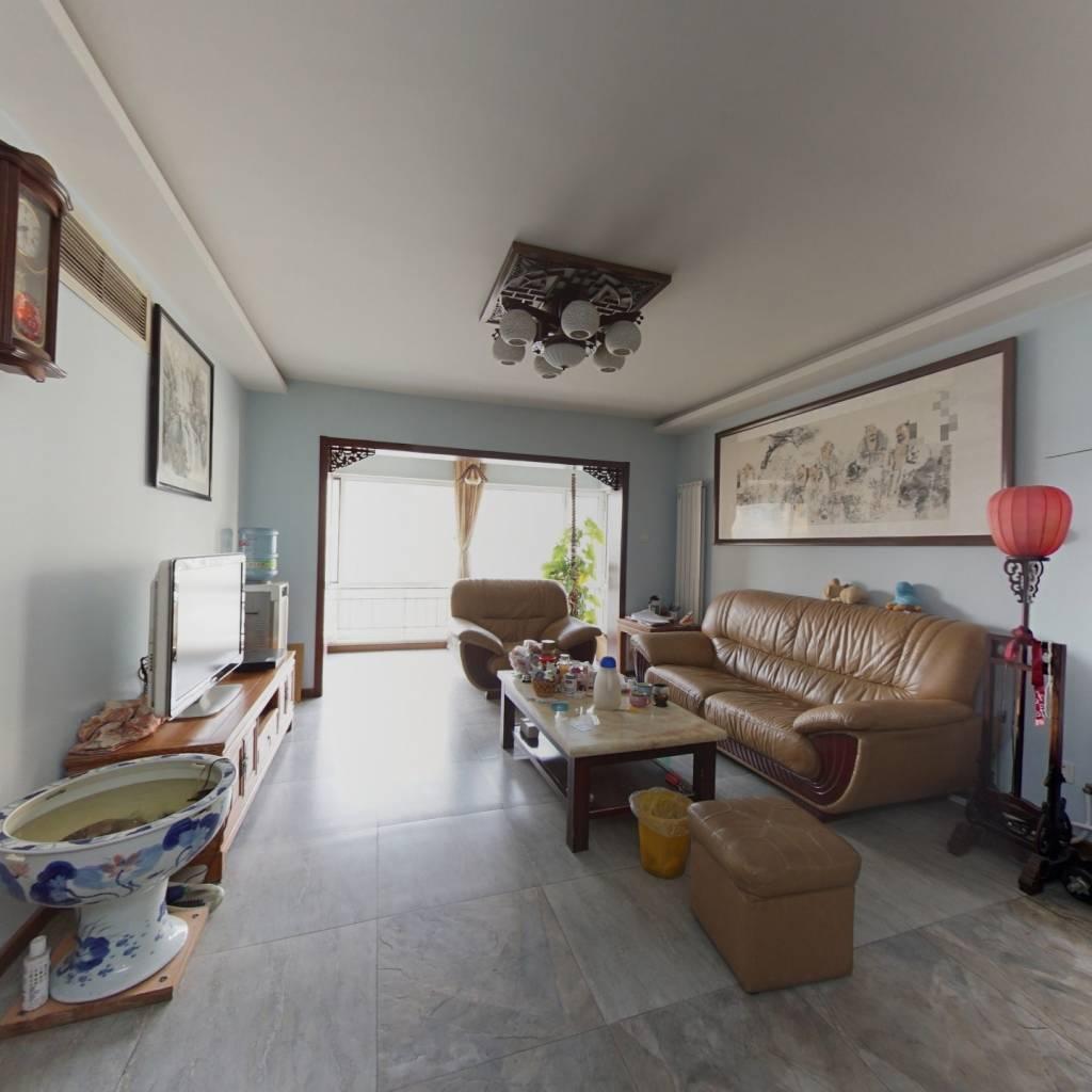 荣丰三居室,2梯4户,改善房源,精装修,刷脸进楼