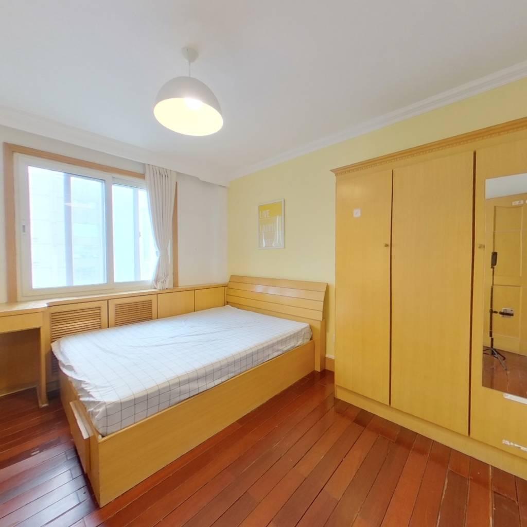 合租·华腾园 3室1厅 西卧室图
