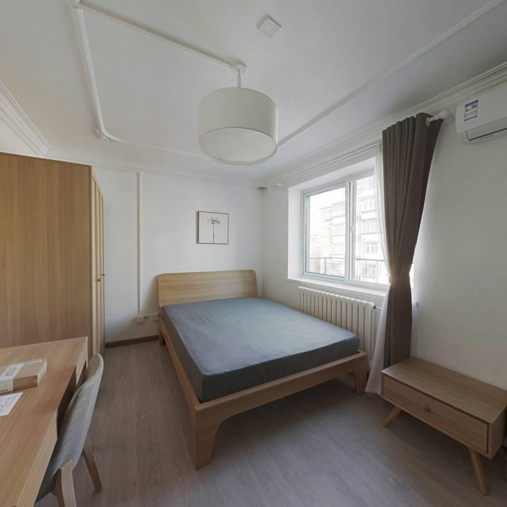 整租·春华里 1室1厅 卧室图