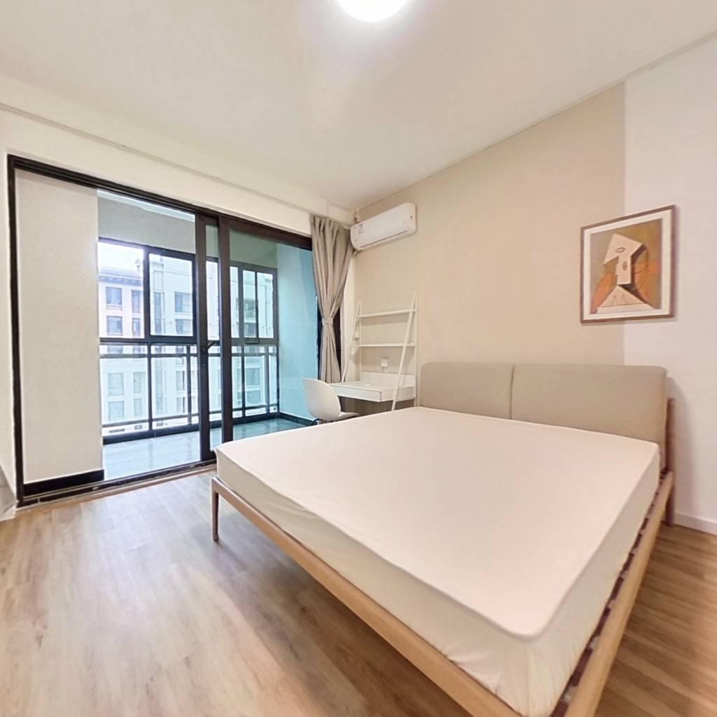 合租·中建光谷之星 6室1厅 北卧室图