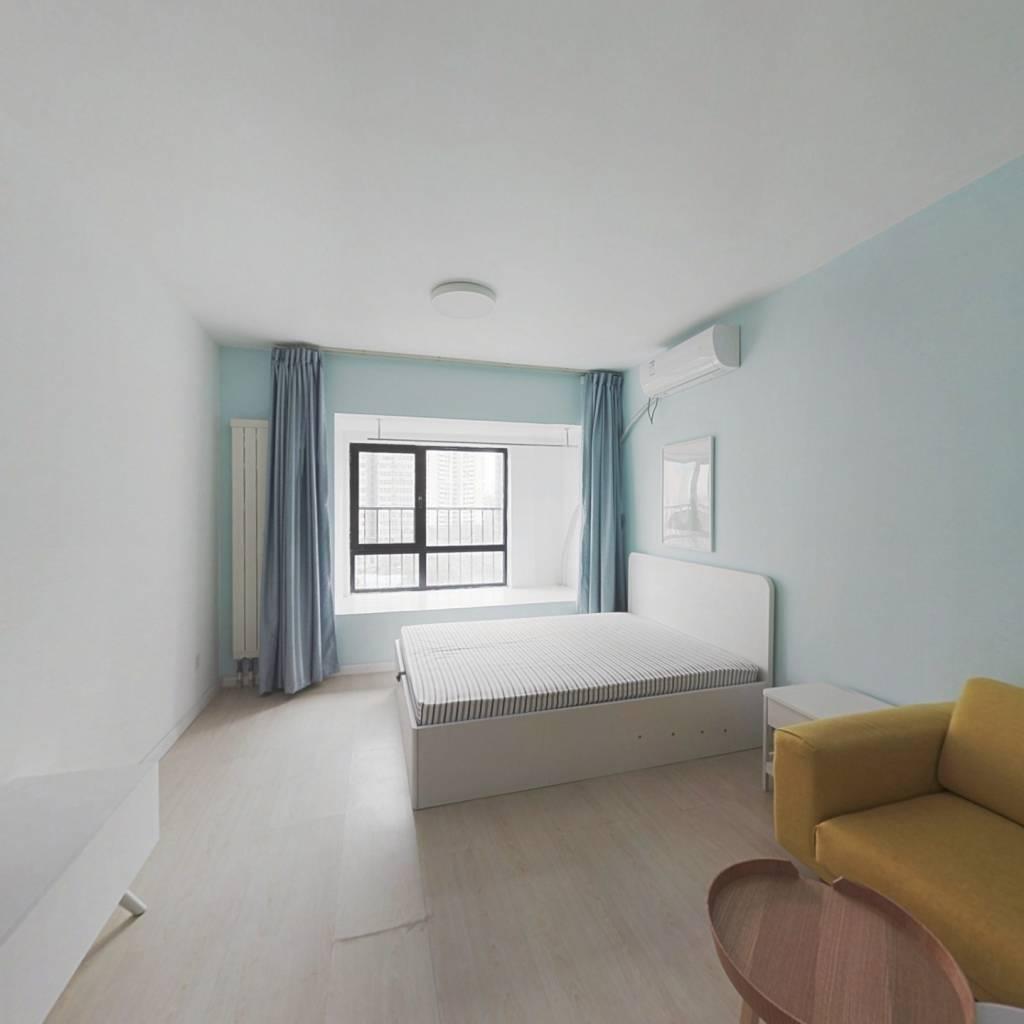 整租·10AM新坐标 1室1厅 南卧室图