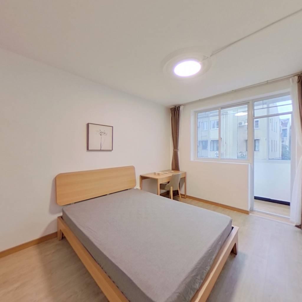 整租·武康路280弄(公房) 2室1厅 南卧室图