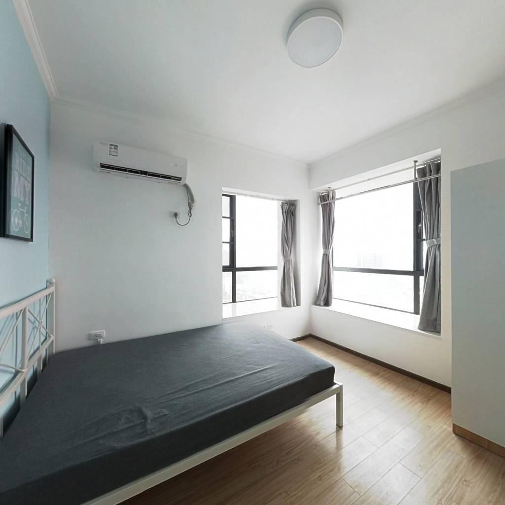 合租·领秀城 3室1厅 南卧室图