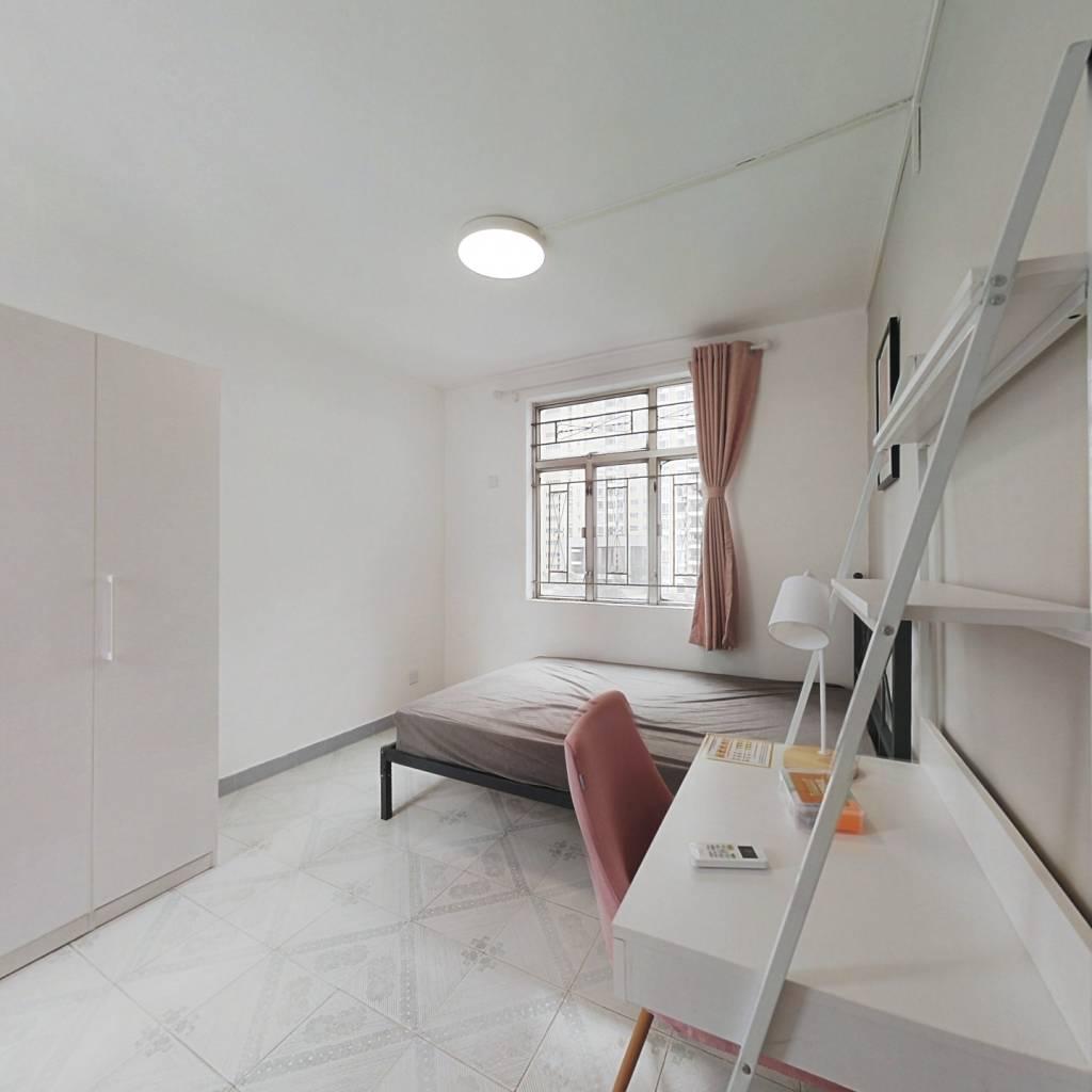 合租·福民新村 4室1厅 南卧室图