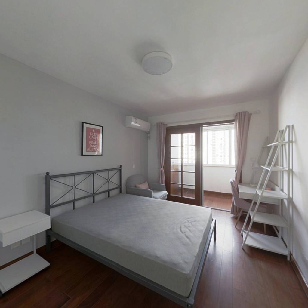 合租·东田公寓 3室1厅 南卧室图