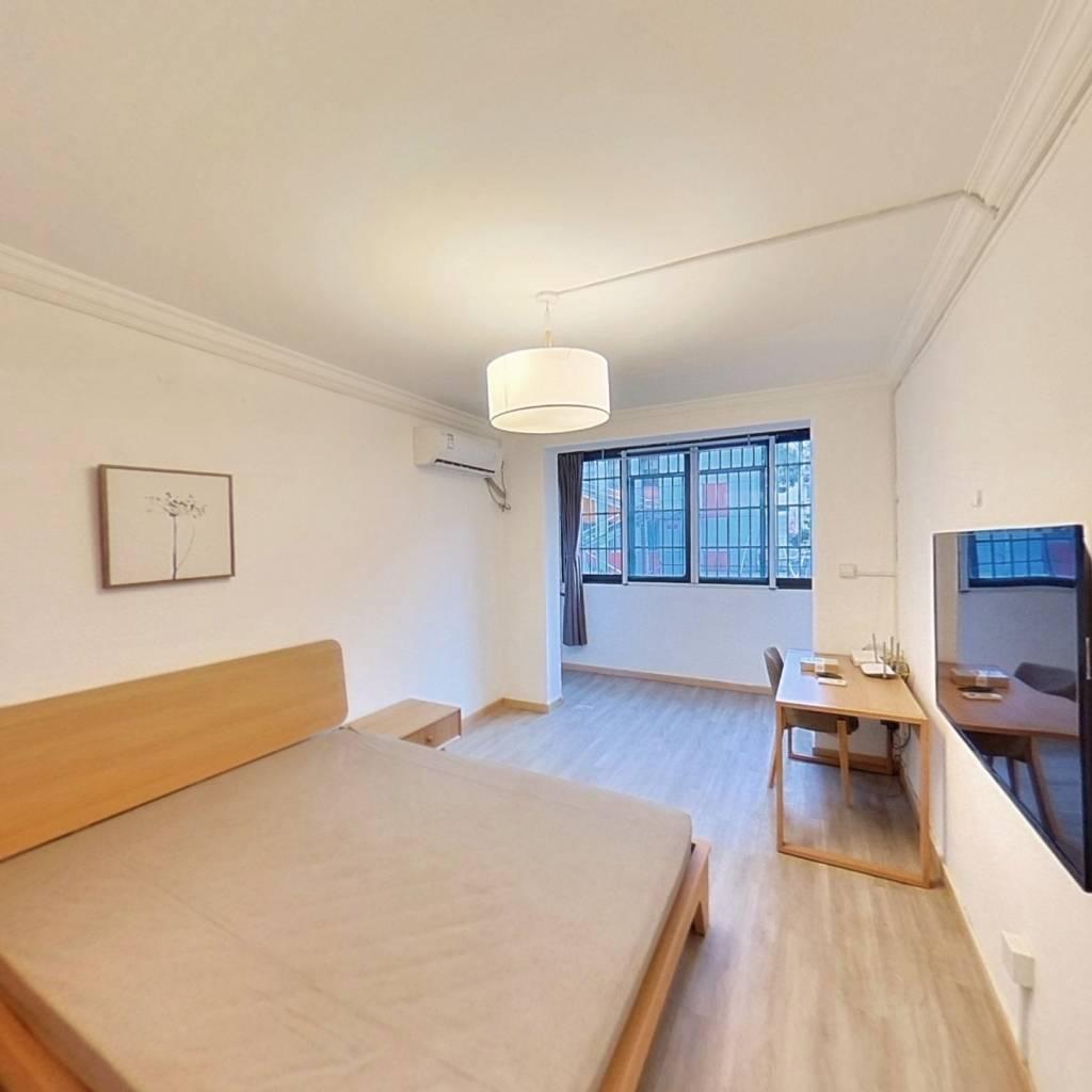 整租·文兰小区 2室1厅 南卧室图