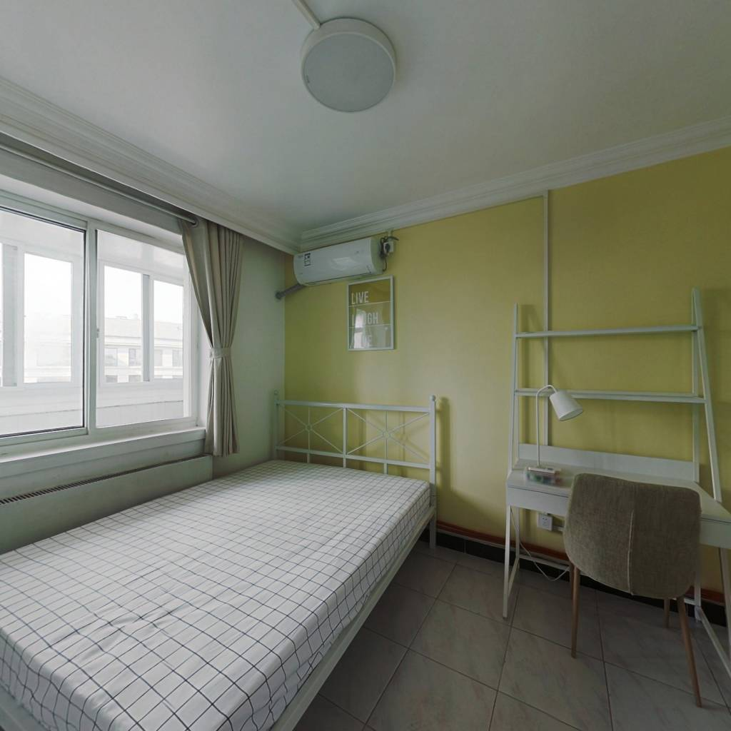 合租·紫云里 2室1厅 北卧室图