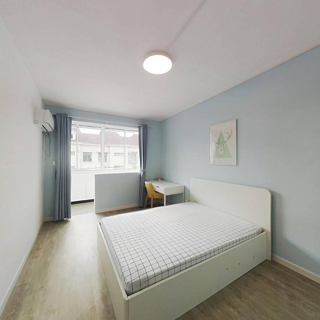 整租·乐山二村 2室1厅 南卧室图