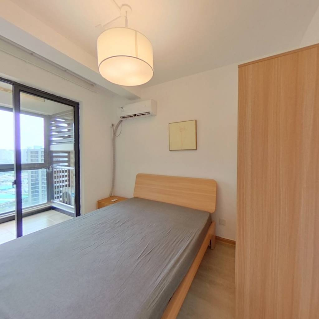 整租·云河南园 2室1厅 南卧室图
