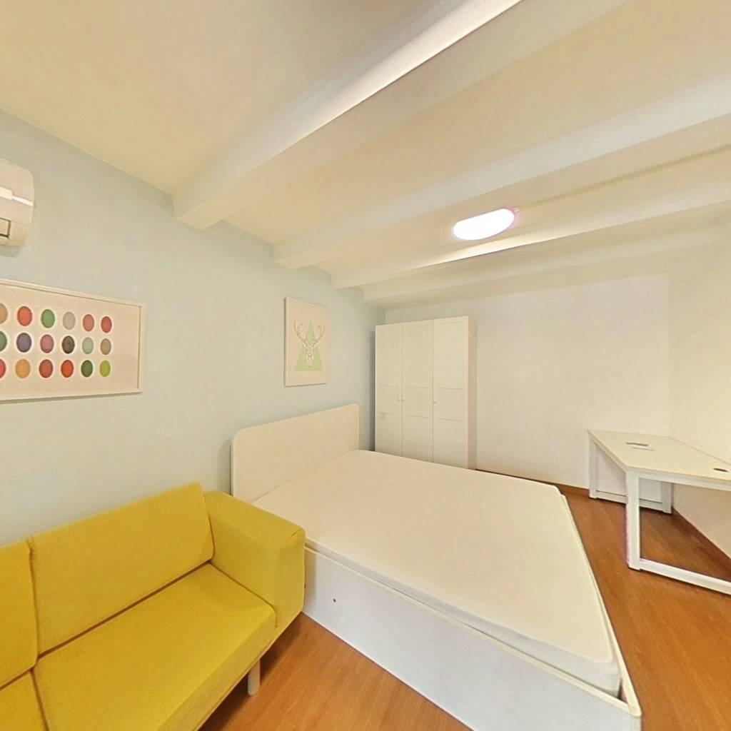 整租·芷江西路285弄 1室1厅 北卧室图