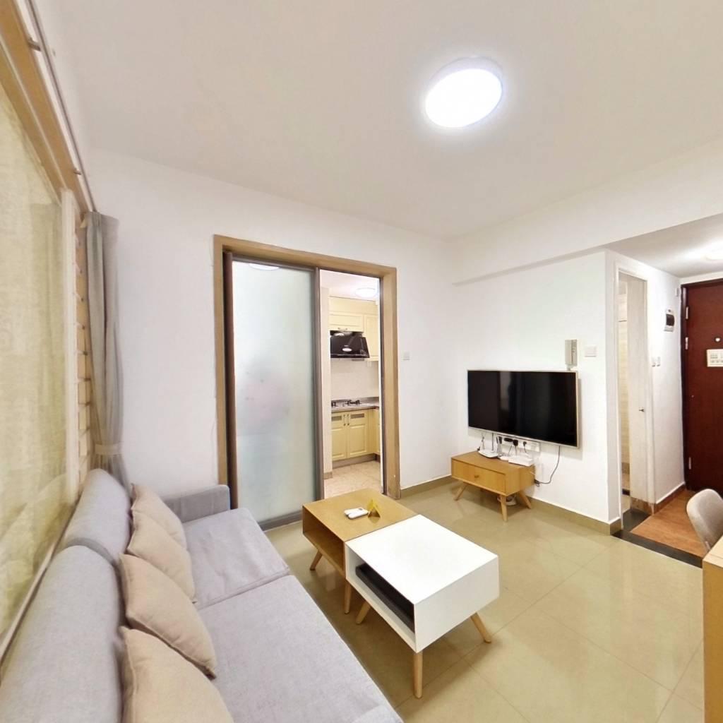 整租·南光城市花园 2室1厅 东卧室图