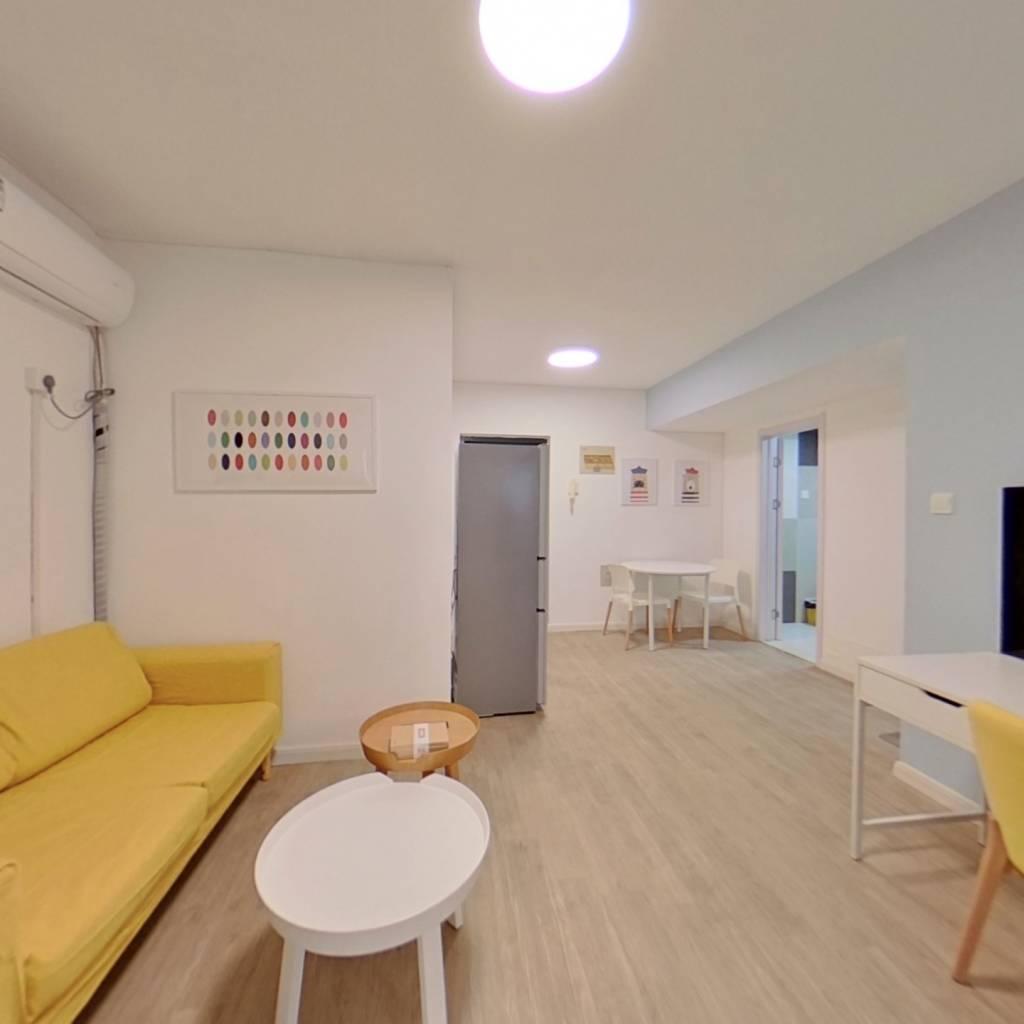 整租·佳和园 2室1厅 南卧室图