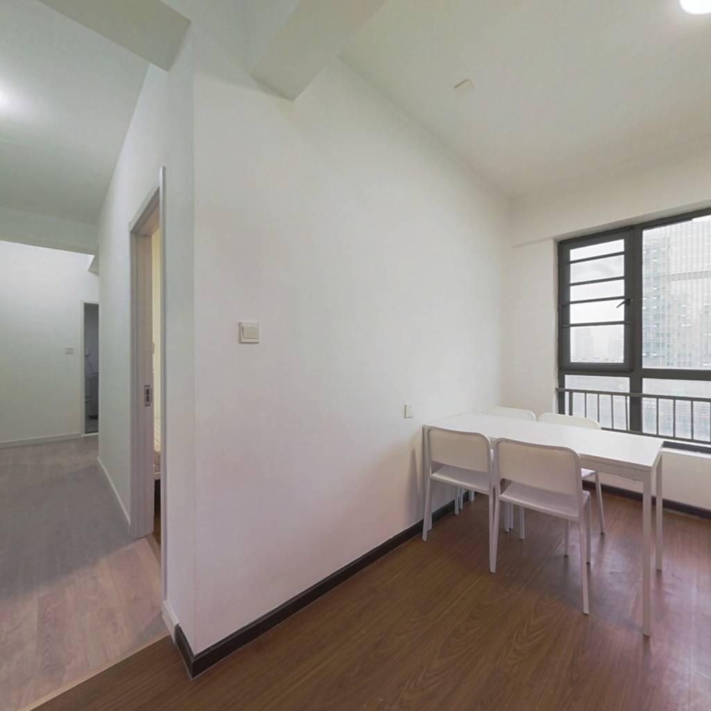 合租·福星惠誉国际城三期 4室1厅 西北卧室图