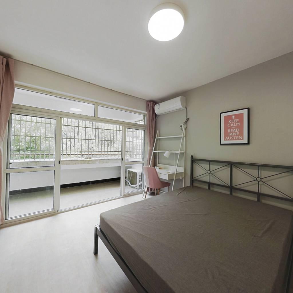 合租·近江家园五园 3室1厅 南卧室图