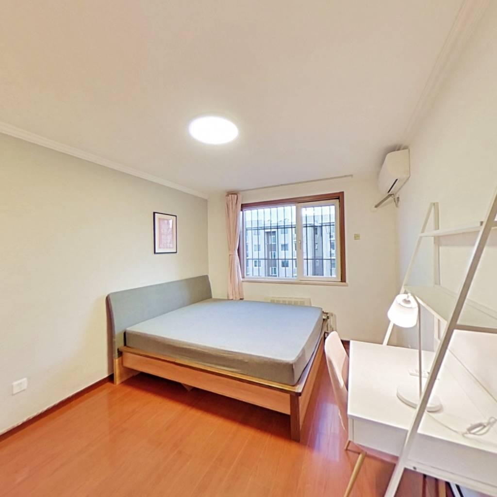 整租·龙跃苑东二区 2室1厅 南卧室图