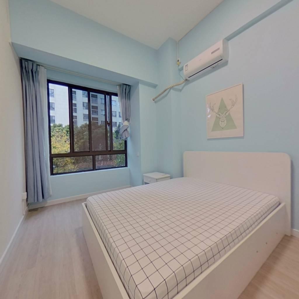 整租·卓越时代广场 1室1厅 南卧室图