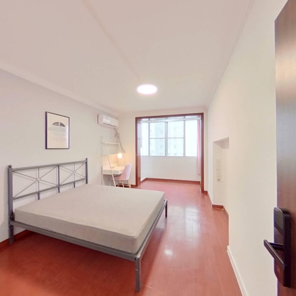 合租·长隆住宅小区 3室1厅 南卧室图