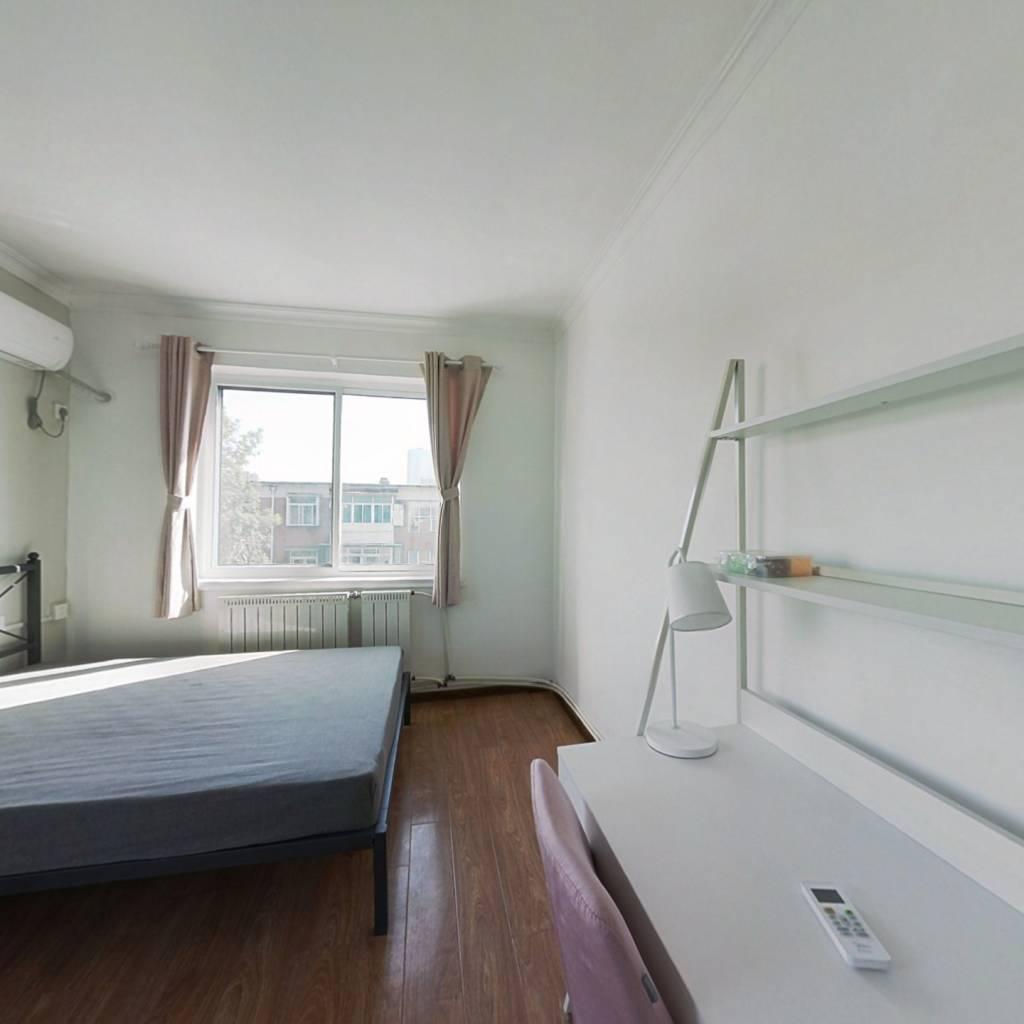 合租·凤城楼 2室1厅 东北卧室图