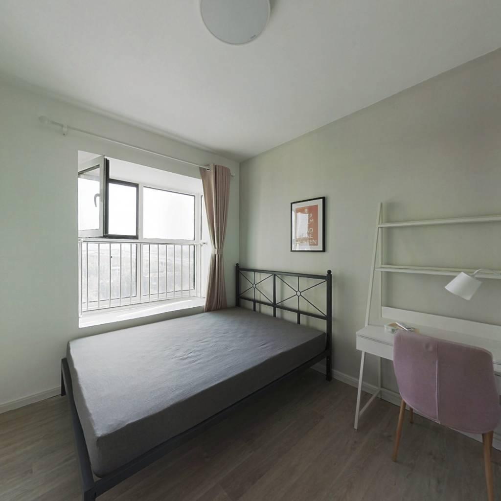 合租·路劲太阳城皓阳园 3室1厅 北卧室图