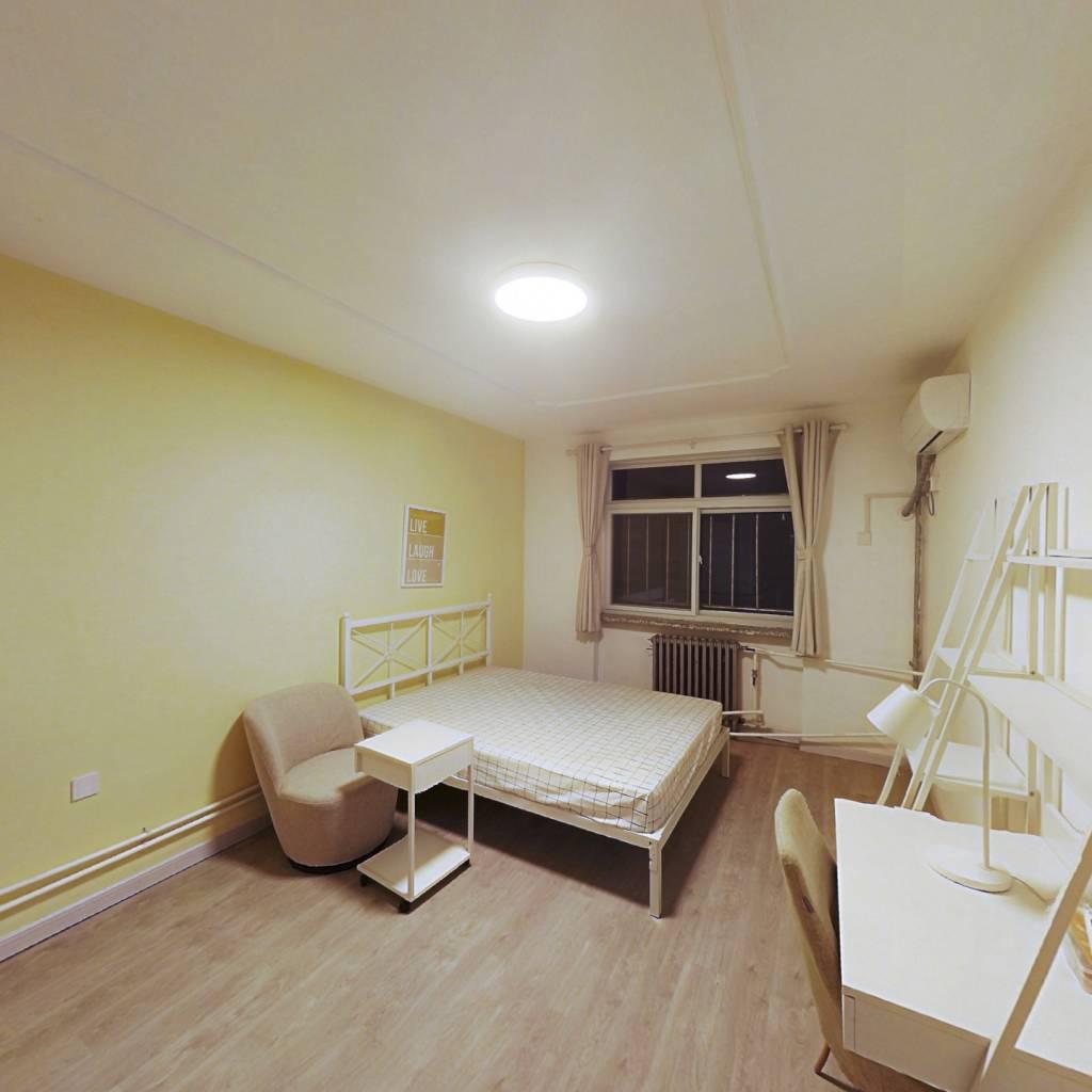 合租·双发温泉花园 3室1厅 北卧室图