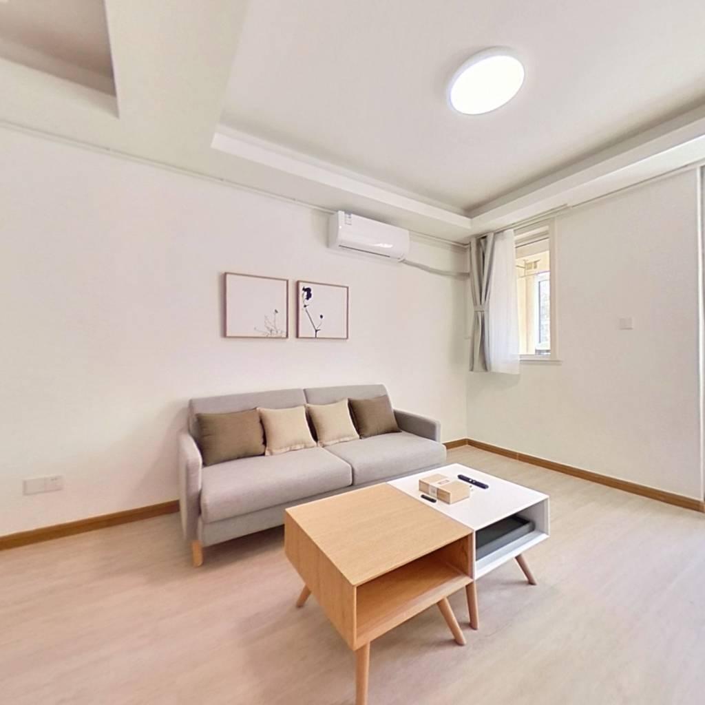 整租·金地格林世界(卢尔公寓) 1室1厅 西卧室图